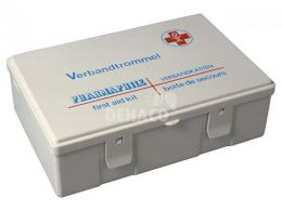 First aid kit B exclusive wall mount