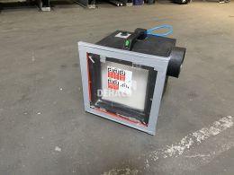 Gebrauchte AMS800 Unterdruckhaltegerät, 1-teilig, Ausblasöffnung auf der Seite