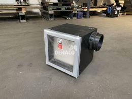 Gebrauchte DEH750 Unterdruckhaltegerät, 1-teilig, Ausblasöffnung auf der Seite