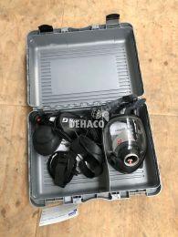 Gebruikte Scott Phantom Vision 2010 compleet met volgelaatsmasker M/L