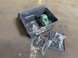 Gebruikte Scott Proflow SC Asbestos compleet met Vision masker M/L