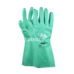 Glove Nitrile-Chem M-safe 41-200 Green size 10 Cat.2