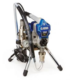 Graco 390PC Hi-Boy airless sprayer