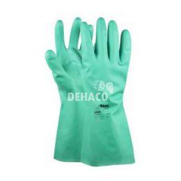 Handschoenen Nitrile-Chem M-safe 41-200 Groen maat 9 Cat.2