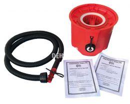 Hepa cartridge for Numatic HZC 390S-2 asbestos vacuum cleaner