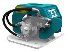 Hyrax 125 Hydraulische Rüttelplatte 1,2 - 2,5 ton