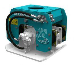 Hyrax 175 hydraulic compactor, 2 - 5 ton