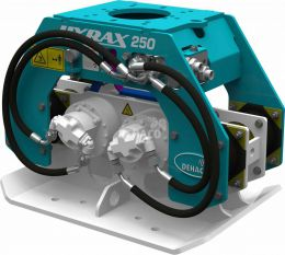 Hyrax 250 hydraulic compactor 3.5 - 9 ton