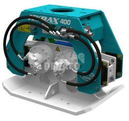 Hyrax 400 hydraulic compactor 8 - 18 ton