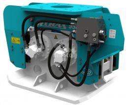Hyrax 950 Hydraulische Rüttelplatte 22 - 45 ton