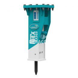 IBEX 135GS brise-roche 1 - 2 ton