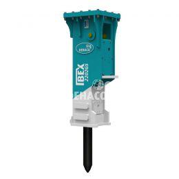 IBEX 2202GS breaker 25 - 32 ton