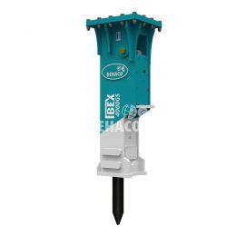 IBEX 4000GS breaker 40 - 55 ton