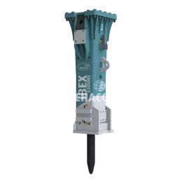 IBEX 5500HS Hydraulische Abbruchhammer 50 - 75 ton