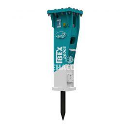 IBEX 600GS breaker 6 - 10 ton