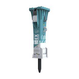 IBEX 7502HS Hydraulische Abbruchhammer 70 - 100 ton