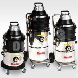 Kerstar KEVA45 asbestos vacuum including standard accessory pack