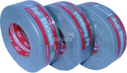 Kip 326 duct tape 72 mm x 50 meter grijs