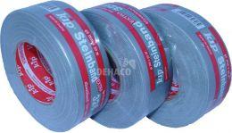 Kip 326 duct tape 72 mm x 50 meter grijs
