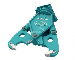 MCR950 Mini-cisaille à béton, 9 - 16 ton