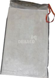 Mini debris bag 60x110 cm unprinted