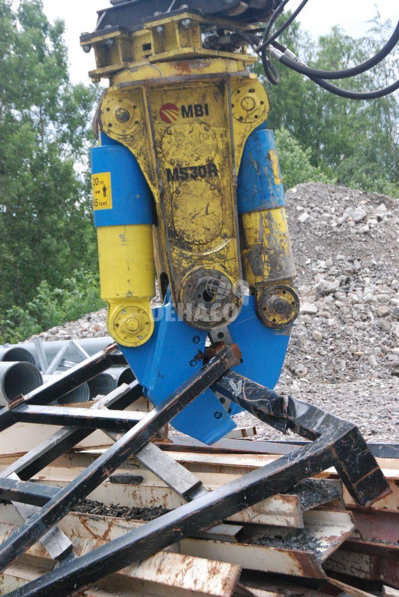 MS28R, 28 - 35 ton - Dehaco