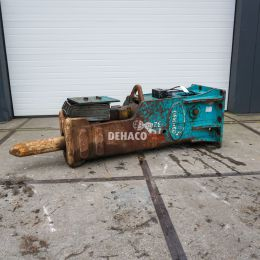 Occasion IBEX 3200GS sloophamer 36 - 45 ton