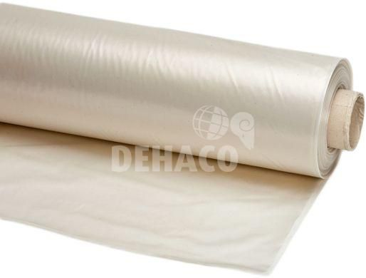 pefolie op rol 3x50 meter 200 micron transparant