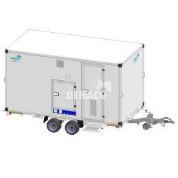 Ready Pack - Dehaco C4000E Connect met 3 compartimenten