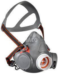 Scott Aviva 40 half face mask size M