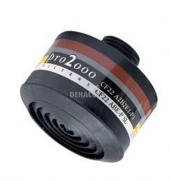 Scott PRO2000 CF22 A2B2E1/P3 filtre à vis combi
