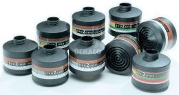 Scott PRO2000 GF32 A2B2 filtre à vis à gaz