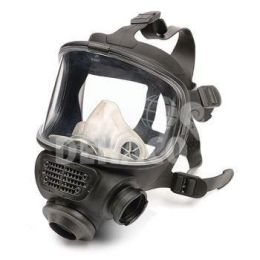 Scott Promask full face mask butyl rubber size M/L