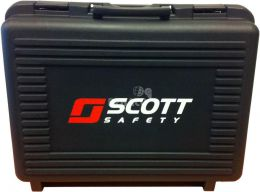 Scott reserve suitcase black