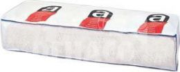 Sheet bag 310x110x60 cm with A-logo and 1 x liner