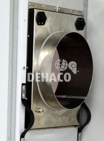 slangaansluiting 300mm voor smartdoor 7501000