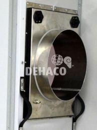 Slangaansluiting 300mm voor SMART-DOOR 750/1000