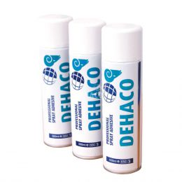 Spray adhesive Dehaco 500 ml