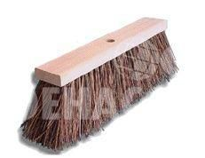 Street broom hard 45 cm excl. handle