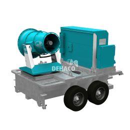 Tera 60 GTM Wasservernebler mit Landmaschinenchassis