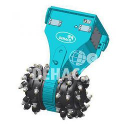 TF600 Fraise hydraulique 9 - 16 ton