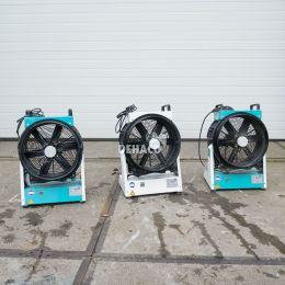 Verschiedene gebrauchte Tera 15 Wasservernebler 230V