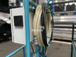 Verwendeter Zwischenschlauchkompressor zum Absorptionstrockner