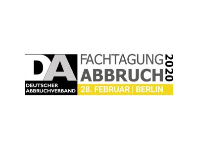 Dehaco présent au Fachtagung Abbruch - Berlin
